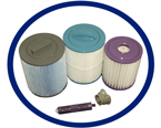 Artesian Spas Filters
