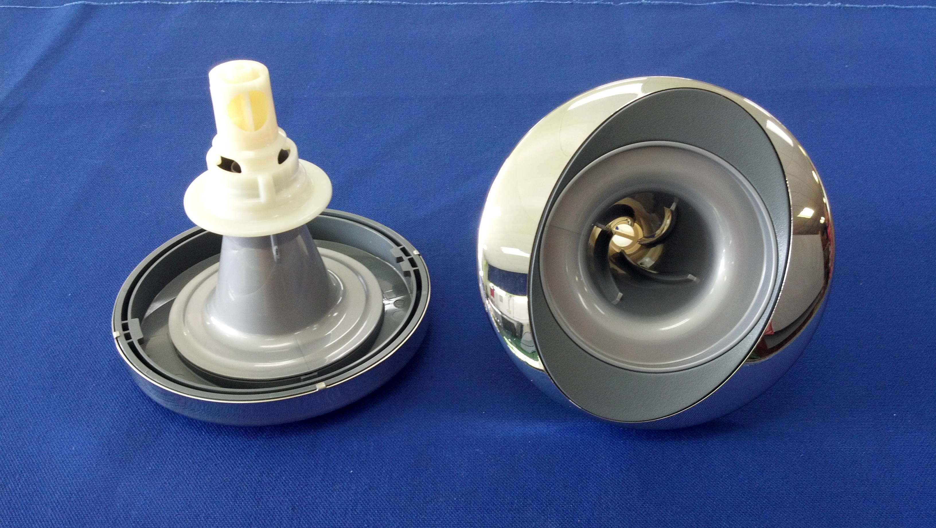 Power Pro FX2 Jet: Stainless, 2540-192