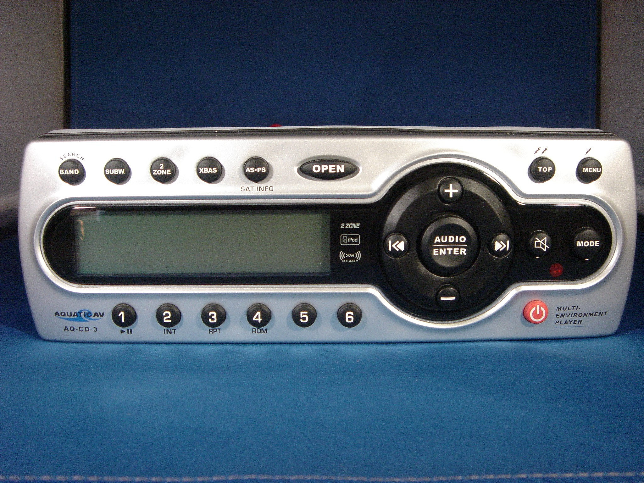 2007+ J-300 Series AM/FM/CD Stereo