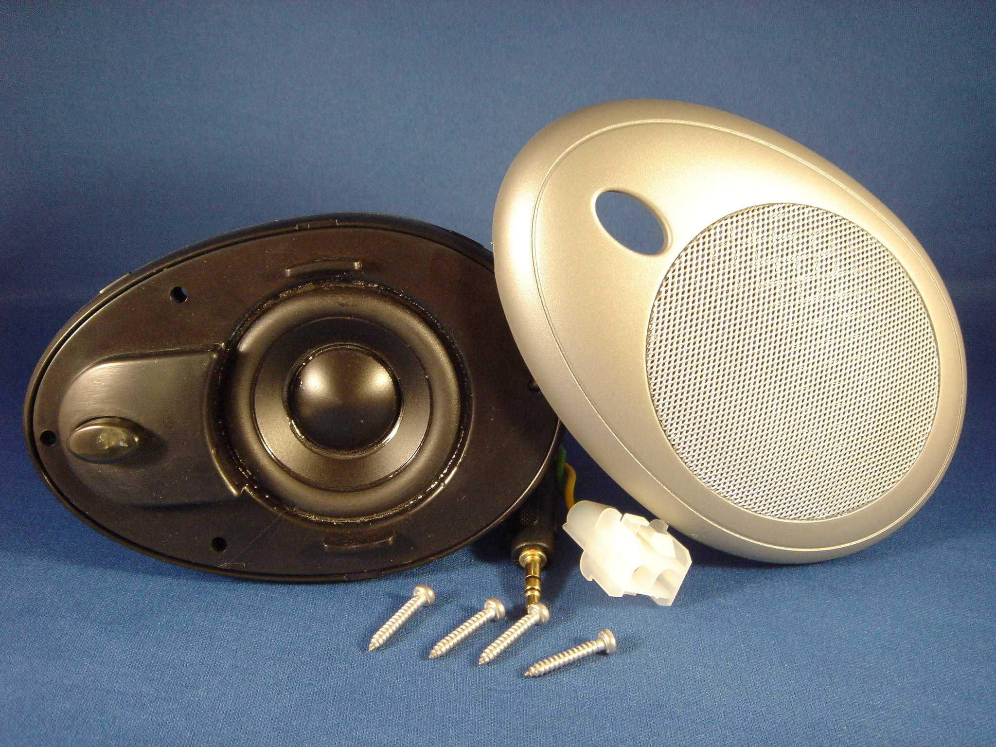 JACUZZI® 2006-2008 J-400 Series Oval Stereo Speaker with Grill, 20169-001