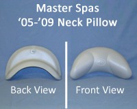 Master Spas: Legend Series 2005-2009 Neck Jet Pillow, x540713