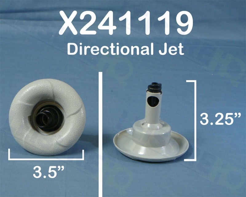 3.5 in. Directional Jet, x241119