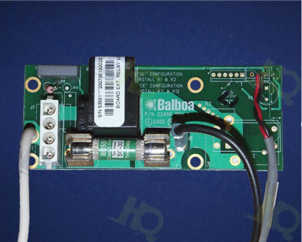 X300006 External PC Board (for MS 501/1500/1600)