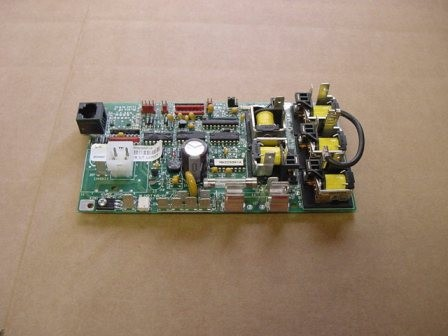 Master Spas MAS25S Circuit Board, x800670 NO LONGER AVAILABLE - use x800660