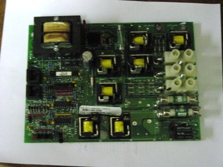 Master Spas MAS425 Value Series Circuit Board, X801012