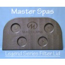 Large Hard Plastic Filter Lid, x261100