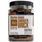 Bourbon Infused Smoker Bricx - White Oak 64 oz.