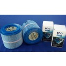 2 Micro Filter with Microban and 2 Eco Pur COMBO, x268325 and x268056