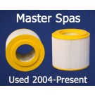 Master Spa and Down East Outer Filter